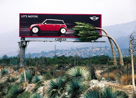 創意 設計 廣告牌 戶外