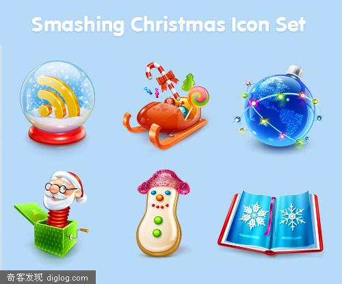 Google首页的Holiday Doodle告诉我们圣诞节又越来越近了。你是不是又该准备些特别的圣诞礼物送给亲朋好友,哪怕是一条温馨搞笑的圣诞节的祝福短信?不过圣诞节是不是也该为自己准备点礼物呢,哪怕用一张精美的圣诞节壁纸来装扮自己的爱机,每天给自己一个好的心情。leesum也收集了很多圣诞节的素材(壁纸、主题、图标、字体、矢量图),有备无患啊。去年有圣诞节的RSS图标,今年有N多的圣诞节Wordpress主题。