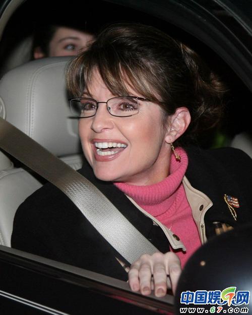 女副总统的美女政客的风采