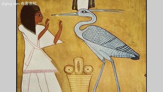 古埃及人有着丰富的动物崇拜
