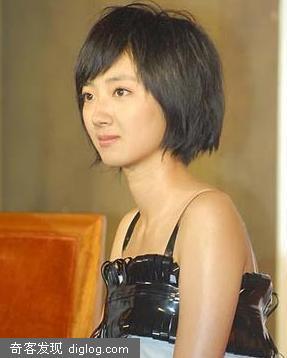 桂纶镁短发图片_桂纶镁短发图片发型知识百科专业的设计发型