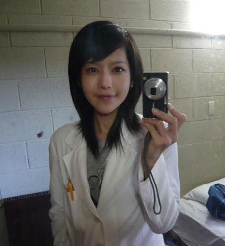 山东龙口护士门视频女主角照片 龙口护士门