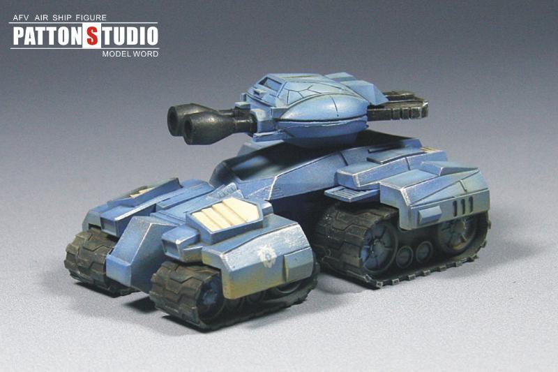 星际争霸1人族攻城坦克-berserk6300作品