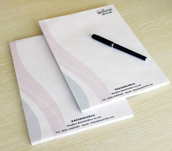 信纸模板_信纸印刷